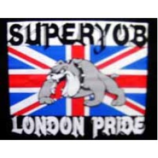 Super Yob - London Pride T Shirt