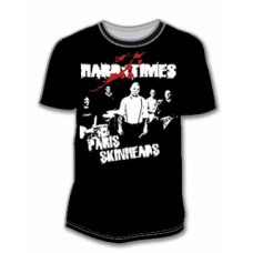 Hard Times - Paris Skinheads T Shirt