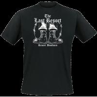 The Last Resort - Resort Boot Boys T Shirt
