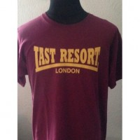 The Last Resort - London T Shirt