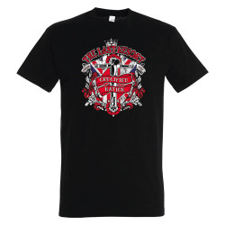 The Last Resort - Crucified Nation T Shirt