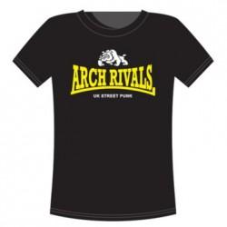 Arch Rivals - Streetpunk T Shirt Black