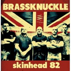 Brassknuckle - Skinhead 82 CD