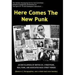HERE COMES THE NEW PUNK BOOK