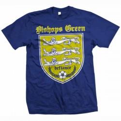 Bishops Green - T Shirt Blue