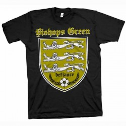 Bishops Green T Shirt Black