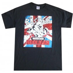 The Business - Hardcore Hooligan T Shirt (MM)