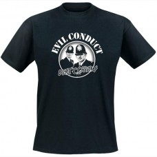 Evil Conduct - Bent Coppers T Shirt(available again)