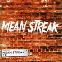 "Mean Streak - S/T 7"" EP Black vinyl"
