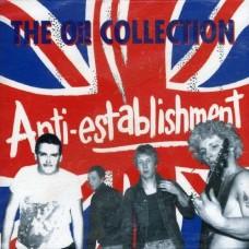 Anti-Establishment - The Oi! Collection CD