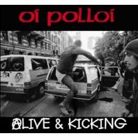 Oi Polloi - Alive and Kicking CD