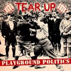 "Tear Up - Playground Politics 12"" LP(12/04/18)"