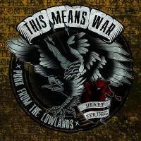 "This Means War - Heartstrings 12"" LP Black Vinyl"