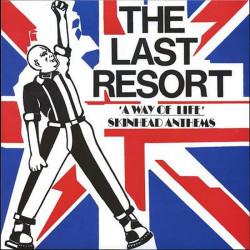 "The Last Resort - A Way Of Life (Skinhead Anthems) 12"" LP Black Vinyl"