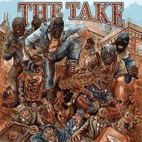 "The Take - S/T 12"" LP Red/Black vinyl"