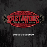 "Bastardes - Drunk On Dreams 12"" LP + MP3 Red Vinyl"