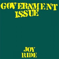 """Government Issue - Joyride 12"""" LP (in stock 22/11/19)"""