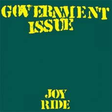 "Government Issue - Joyride 12"" LP"