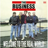 "The Business - Welcome to the Real World 12"" LP"