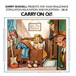 "Various - Carry On Oi! 12"" LP Black or White vinyl"