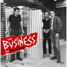 "The Business - 1980-81 Complete Studio Collection 12"" LP"
