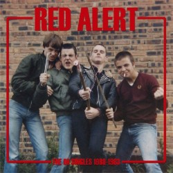 "Red Alert - The Oi! Singles Collection 1980-1983 12"" LP"