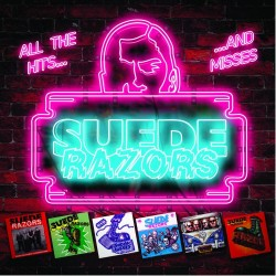 "Suede Razors - All The Hits....and Misses 12"" LP (4 different colours)"