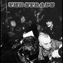 "The Straps - S/T 12"" LP Black vinyl w/insert/photos/band history"