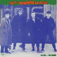 "Anti Nowhere League - We Are The League12"" LP Black or Orange Vinyl (in stock 14/5/19)"