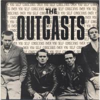 "The Outcasts - Self Conscious Over You 12"" LP Black vinyl"