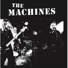 "The Machines - 7"" EP Black vinyl"