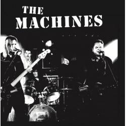 """The Machines - 7"""" EP Black vinyl"""