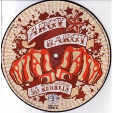 "Argy Bargy / Goldblade – No Regrets / Jukebox Generation 7"" Picture Disc"