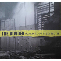 """The Divided - World You`re Living In 12"""" lp"""