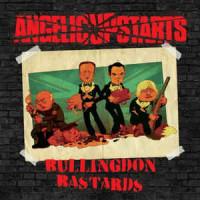 "Angellic Upstarts - Bullingdon Bastards 12"" LP Gold or Green Vinyl"
