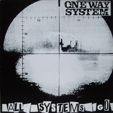"""One Way System - All Systems Go 12"""" LP Black Vinyl"""