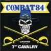 "Combat 84 - The Charge of the 7th Cavalry 12"" vinyl(red or black vinyl)"