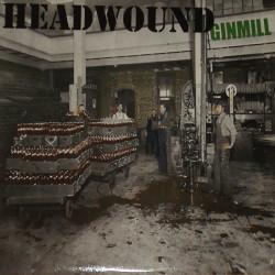 """Headwound - Ginmill 12"""" LP Black vinyl"""