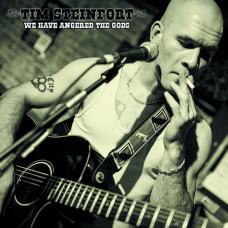 "Tim Steinfort - We Have Angered The Gods 12"" LP White or Black vinyl"