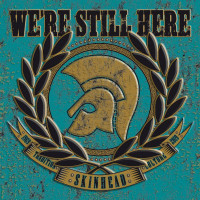 "V/A Skinhead - We`re Still Here 12"" LP Black Vinyl"