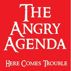 "The Angry Agenda - Here Comes Trouble 12"" LP"