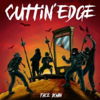 "Cuttin` Edge - Face Down 12"" LP Clear Orange vinyl (in stock 15/9/20)"