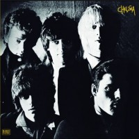 "Chelsea - S/T 12"" LP (black vinyl)"