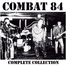 "Combat 84 - Complete Collection 12"" Double LP"
