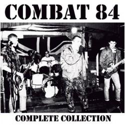"Combat 84 - Complete Collection 12"" Double LP"