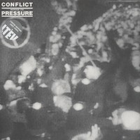 "Conflict - Increase The Pressure 12"" LP G/F Sleeve (Ltd Grey Vinyl)"