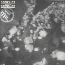 "Conflict - Increase The Pressure 12"" LP G/F Sleeve (Ltd Grey Vinyl)"