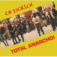 "OI POLLOI - Total Anarchoi 12"" LP (red or black vinyl)IN STOCK 4/11/19"