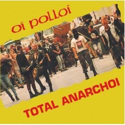 "OI POLLOI - Total Anarchoi 12"" LP (red or black vinyl)"