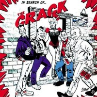 "The Crack - In Search Of 12"" LP(250 copy repress)"